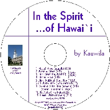 In  the Spirit of Hawai'i CD