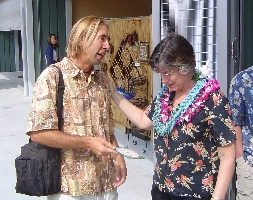 'Gov. Lingle & Kauwila, Feb., 2006