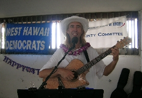 'West Hawaii Democrats Fourth of July